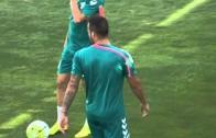 El Alba regresa de su concentración en el Pinatar Arena
