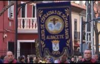 Procesión del Calvario Albacete 24 Marzo 2016