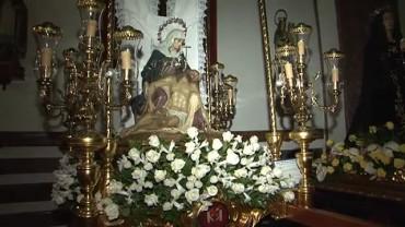 Procesión Santo Entierro Chinchilla Viernes 25 Marzo 2016