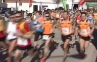 Triunfo de los corredores locales en La Roda