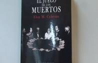 """APDC Entrevista a Eloy M. Cebrián, autor """"El juego de los muertos"""""""