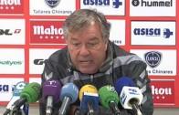 Ferrando: «Prefiero empate contra Alcorcón y victoria en Ponferrada»