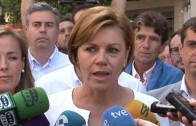 Cospedal impulsa la campaña electoral del PP en Albacete