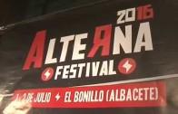 El Bonillo presenta el mejor cartel del Alterna Festival, 1 y 2 de julio