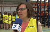 El Colegio Público Castilla La Mancha visita la factoría de Ajusa