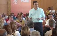 El PSOE provincial presenta su lista al Senado y al Congreso de los Diputados