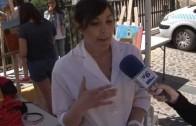Lienzos y pinceles invaden Chinchilla para retratar sus calles