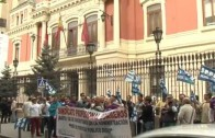 PP y PSOE mantienen puestos «ancestrales» en la Diputación