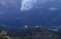 Primer incendio de la temporada en Yeste
