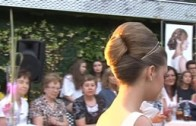 "Al Fresco reportaje ""Desfile de novias Javier Arenas"""