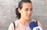 Cristina Sáinz, Campeona de España absoluta