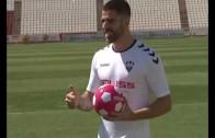 Rafa Gálvez firma por dos temporadas con el Alba