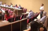 Reproches al alcalde en el Debate del Estado del Municipio