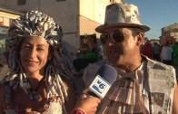 Casas Ibáñez comienza sus fiestas con su tradicional cabalgata de disfraces