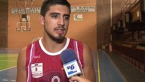 DXTS Reportaje Isaac Conejo CB UCA