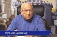 Triste adiós a Manuel Sáez