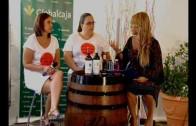 Alma Ramirez Paqui Garcia Voluntarias Albacete con la donación de Medula 120916