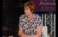 Ana Serrano Presidenta APACCU