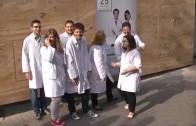 Los farmacéuticos salen hoy a la calle