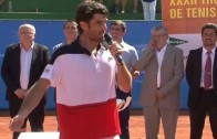 Pablo Andújar campeón del XXXII Tornero Feria