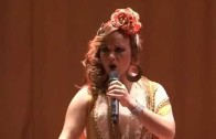 Laura García gana el I Concurso Nacional de Copla de Pozo Cañada