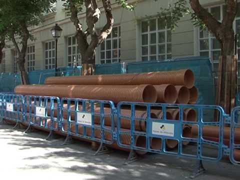 Robo a mano armada en las tarifas de Aguas de Albacete