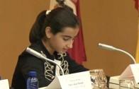 Pleno infantil con tintes sociales y reivindicativos