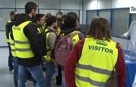 Universitarios de Toledo visitan la factoría AJUSA