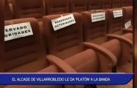 """El Alcalde de Villarrobledo le da """"plantón"""" a la banda"""