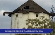 El mobiliario urbano de Villarrobledo, una ruina
