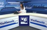 Informativo Visión 6 Televisión 15 junio 2018
