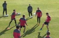 Adri será la novedad en el once anta la Real Sociedad B
