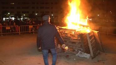 APDC Reportaje Hoguera San Antón 19 enero 2017