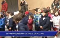 El Colegio Montserrat celebra el Día de la Paz