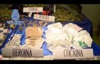 Golpe al tráfico de drogas en los barrios «Estrella» y «Milagrosa»