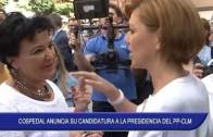 Cospedal anuncia su candidatura a la Presidencia del PP CLM