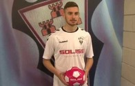 Sergio Molina ya entrena con el Alba