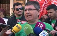 La huelga de estudiantes vacía las aulas en Albacete