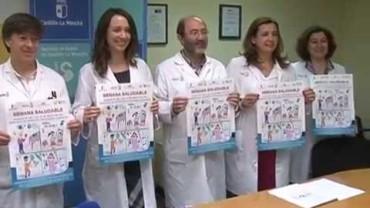 """Atención Primaria lleva la """"Semana Saludable"""" a 15 colegios de la capital"""