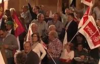 El PSOE de sillón, a medio gas