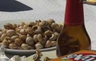 Inaugurada la temporada de caracoles en el paseo de la feria