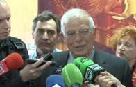 """Borrell se reúne con los """"Sanchistas"""" de Albacete"""