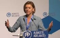 El PP saca músculo en su congreso provincial