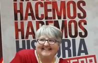 Emotivo homenaje a Lola Martínez