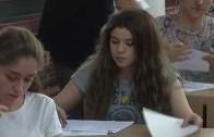 1.200 alumnos estrenan la nueva prueba de acceso a la universidad
