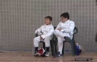 15 podios para la sala de armas en el I Torneo San Juan