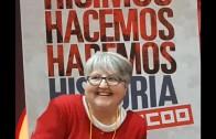 A Pie de Calle Homenaje a Lola Martínez 31 Mayo 2017