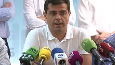 El Alcalde de Albacete, Javier Cuenca, dimite por motivos de salud.