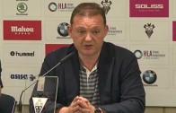 Garrido: el 31 de julio el club estará saneado