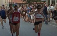 María Ángeles Magán y Jesús Ponce vence en la carrera popular de El Salobral